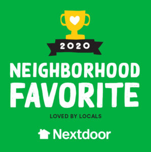 Perk-N-Pooch voted Next Door 2020 Neighborhood Favorite